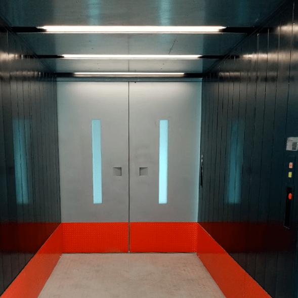 Lift de Marfa Restaurant