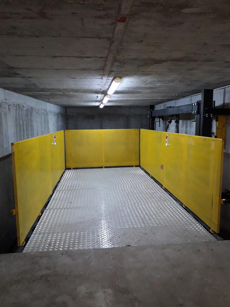 Atlas Elevators Platforma Auto