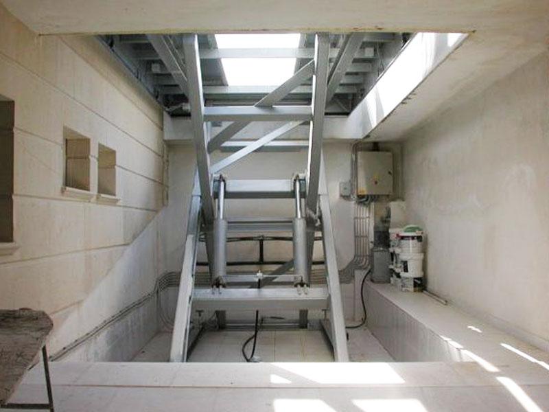 Atlas Elevators - Lift Auto Hercules 2S