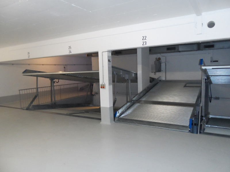 Sisteme de parcare independente S200/400