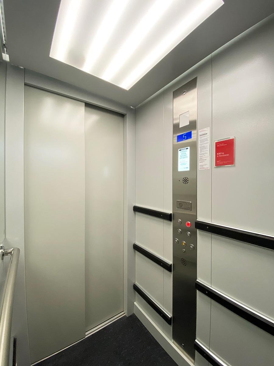 Lift Banca Nationala a Romaniei