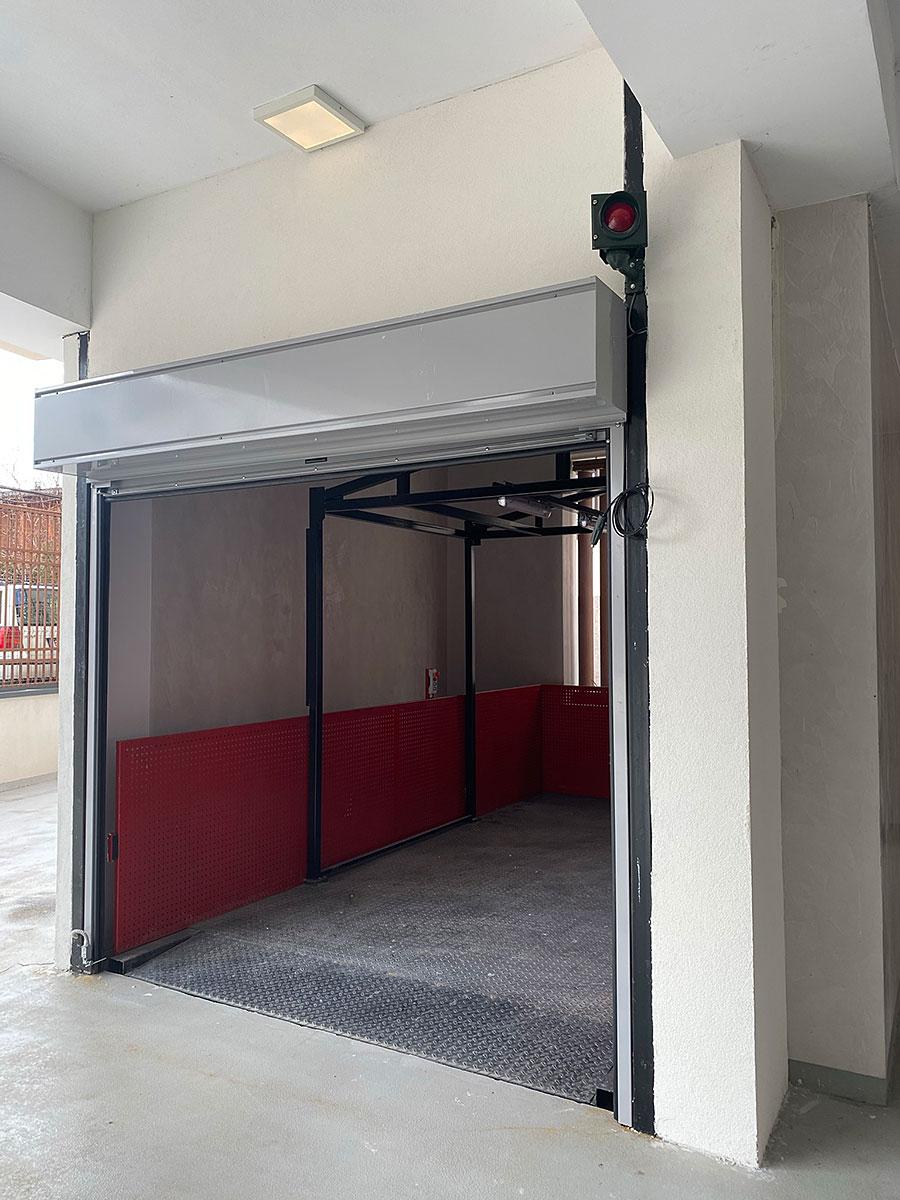 Lift Auto Parcare Fara Put